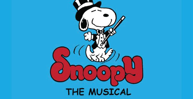 Snoopy Performances 4/27–4/29 & 5/4–5/6 2018