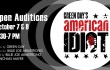 Green Day's American Idiot, Open Auditions: 10/7 & 10/9