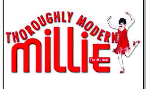 Thoroughly Modern Millie: 7/24–7/26 & 7/31–8/2