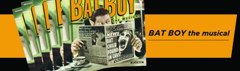 Bat Boy Performances 1/26-1/28 & 2/2-2/4, 2018