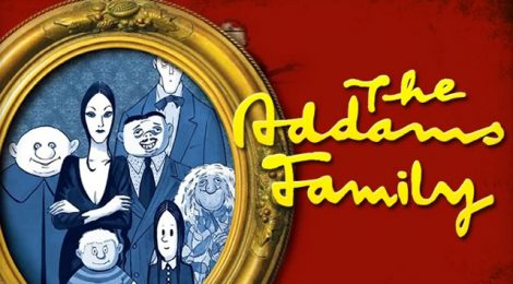 The Addams Family Performances Feb 9–11 & 16–18
