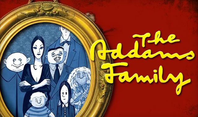 The Addams Family Auditions 9/28 & 9/30, Call Backs 10/1