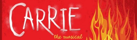 """Carrie, The Musical"" Open Auditions - Fall 2018"