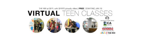 Virtual Teen Classes