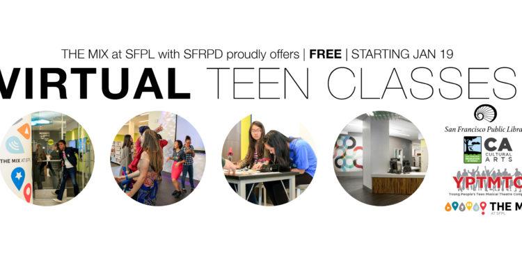 Virtual Teen Classes